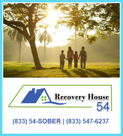 Features, Comforts and Amenities at Recovery House 54 Sober Living Residence